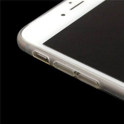 Case ốp lưng iPhone nhựa dẻo trong suốt
