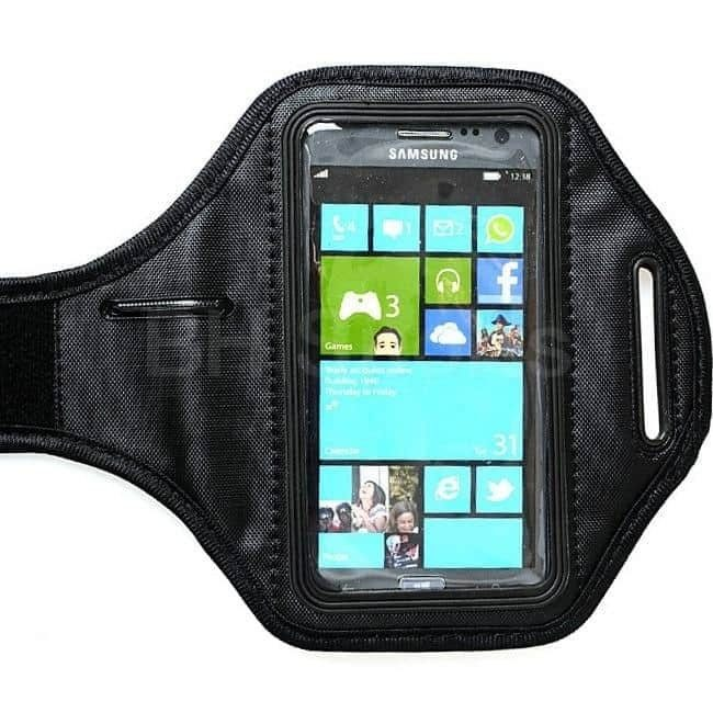 Armband chạy bộ A003 (iPhone 4/4S, iPhone 5/5S, iPhone 6/6S, iPhone 6Plus)