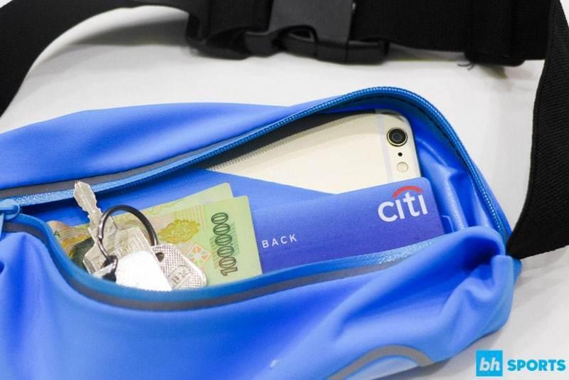 Thoải mái mang theo chìa khoá, thẻ tín dụng và điện thoại bên mình