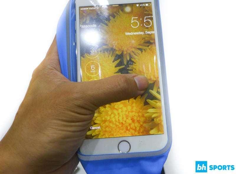Dễ dàng điều khiển điện thoại với tấm bảo vệ cảm ứng