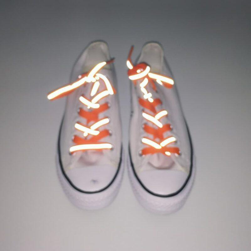 Dây giày phản quang