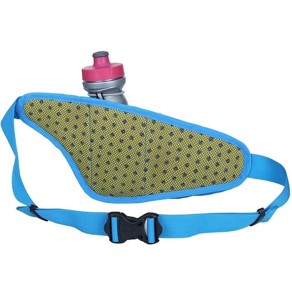 Mặt sau túi đeo được thiết kế lưới tối ưu khả năng thoát khí.