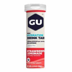 Viên sủi hoà tan bổ sung điện giải GU Hydration Drink Tabs