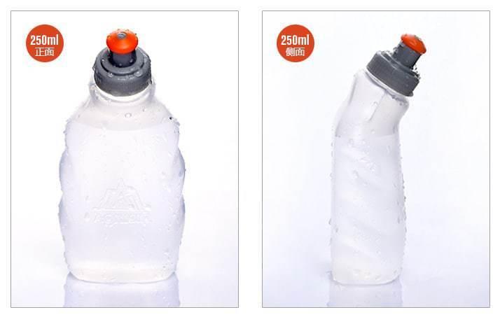 Hai bình nước 250ml đi kèm theo túi đeo hông B017