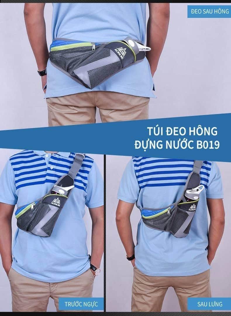 Túi đeo hông đựng nước B019