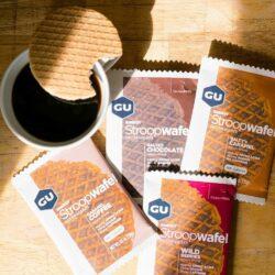 Bánh quế bổ sung năng lượng GU Energy Stroopwafel