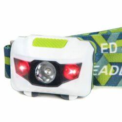 Đèn pin đội đầu LED 3W (3 pin AAA)