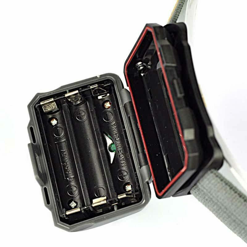 Đèn pin đội đầu LED 3W (sử dụng 3 pin AAA)