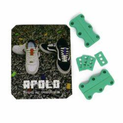 Khoá dây giày từ tính cao cấp Apolo