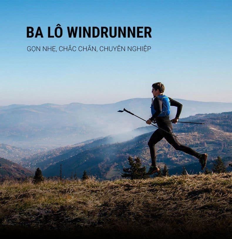 Ba lô chạy bộ chuyên nghiệp Aonijie Windrunner