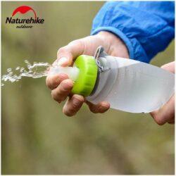 Bình nước TPU dẻo gấp gọn NatureHike (500ml / 750ml)