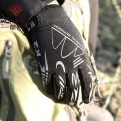 Găng tay leo núi tích hợp cảm ứng ngón tay K2