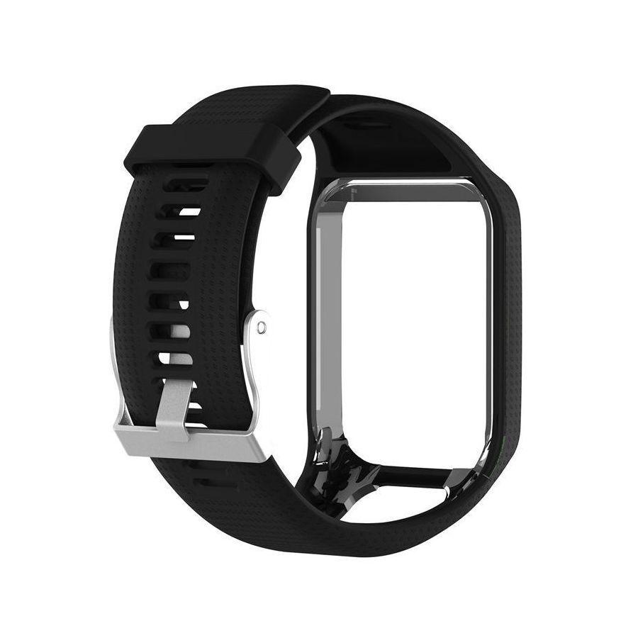 Dây đeo đồng hồ Tomtom strap silicon (dành cho TomTom Spark / Spark 3)