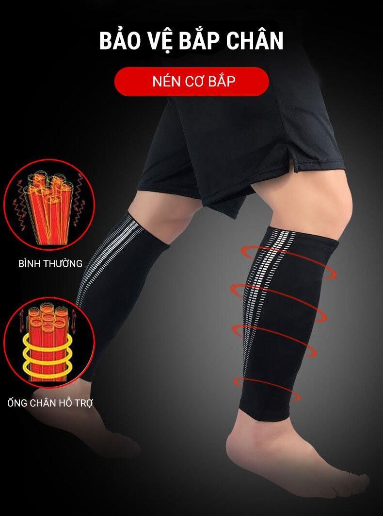 Bó ống chân thể thao YCB Leg Compression LS03
