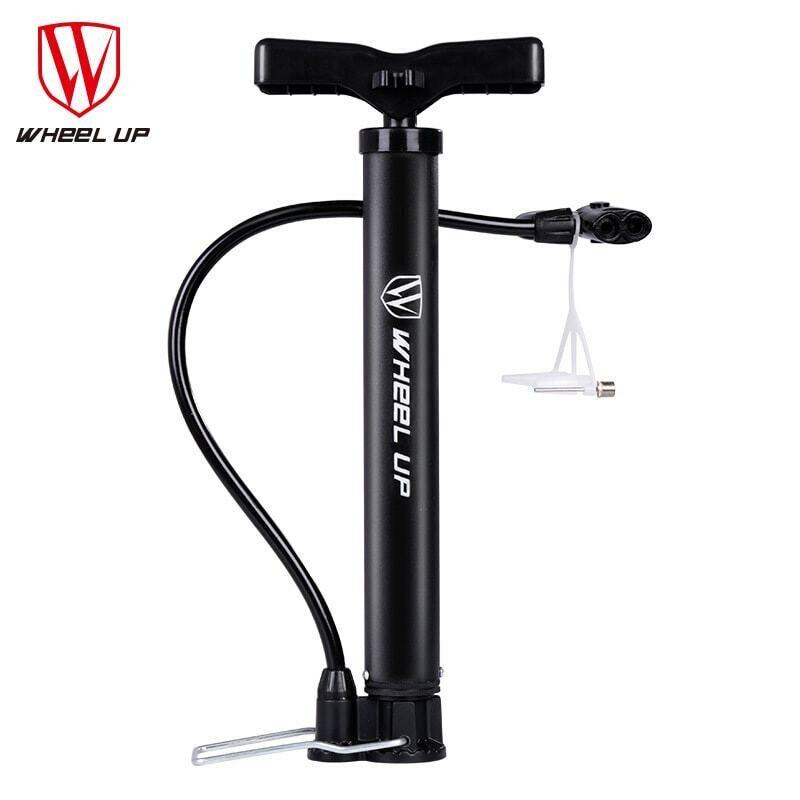 Ống bơm xe đạp Wheel Up Mini Tower