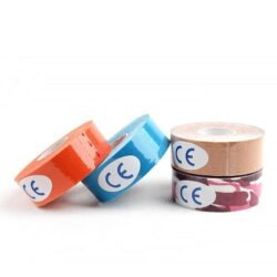 Băng dán cơ Kinesiology Tape Uncut 2.5cm (cuộn 5m)