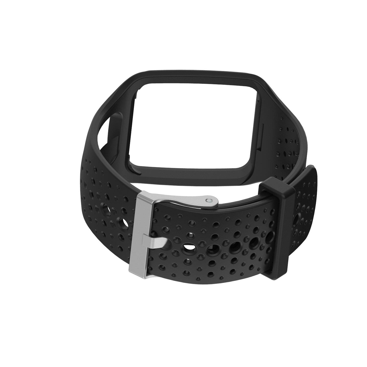 Dây đeo đồng hồ Tomtom strap silicon (dành cho TomTom Runner / Multisports)