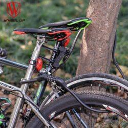 Khóa dây xe đạp 5 số Wheel Up