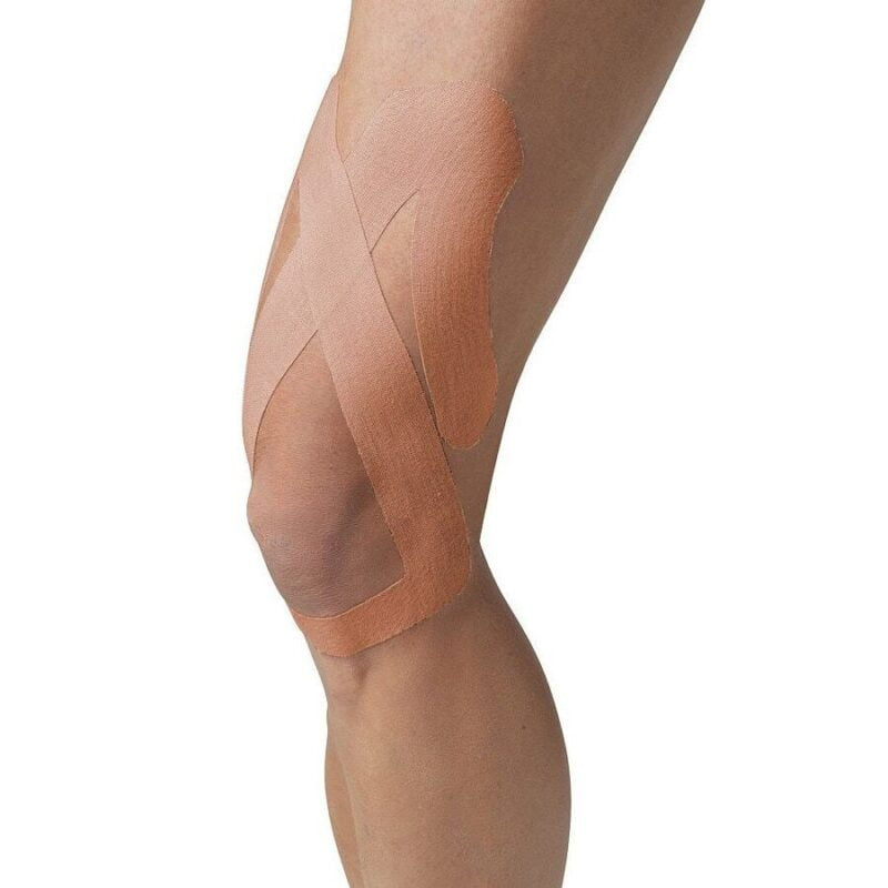 Băng dán gối Upper Knee Kinesiology Tape (2 băng)