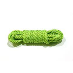 Dây giày phản quang tròn 3M Inverse Rope Laces - Xanh Lá
