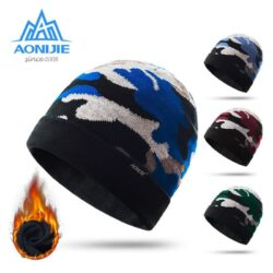 Nón len thể thao giữ ấm Aonijie HC02