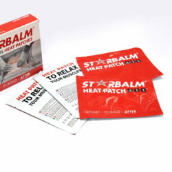 Miếng dán nhiệt Starbalm® Heat Patches