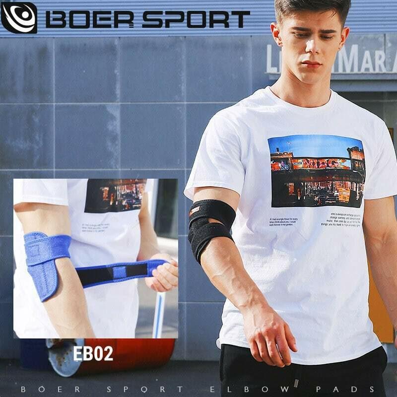 Đai hỗ trợ khuỷu tay Boer EB02