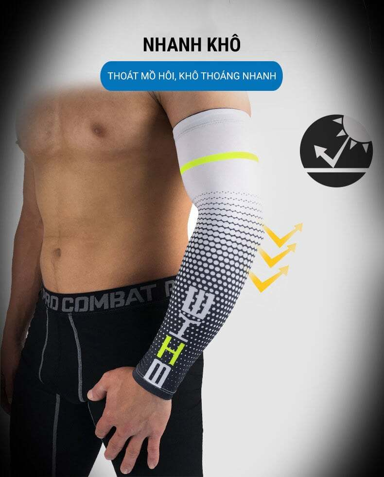 Ống tay thể thao YCB Arm Sleeve AS03