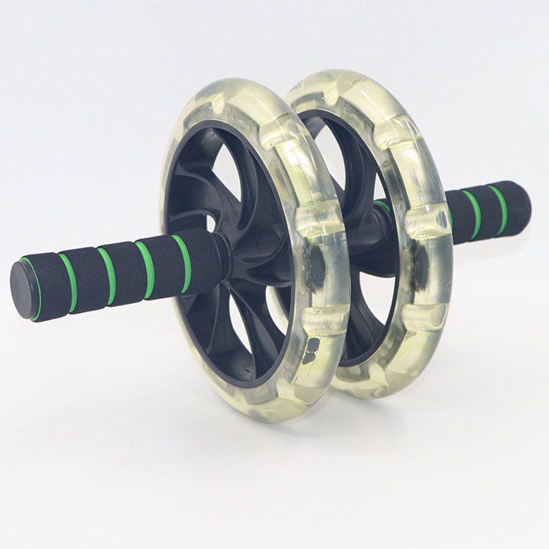 Bánh xe tập cơ bụng GYM Ab Roller 200