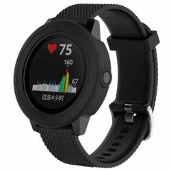 Case đồng hồ silicon cho Garmin vivoactive 3