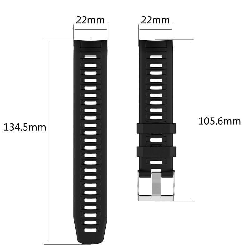 Dây đeo đồng hồ silicon Garmin Instinct