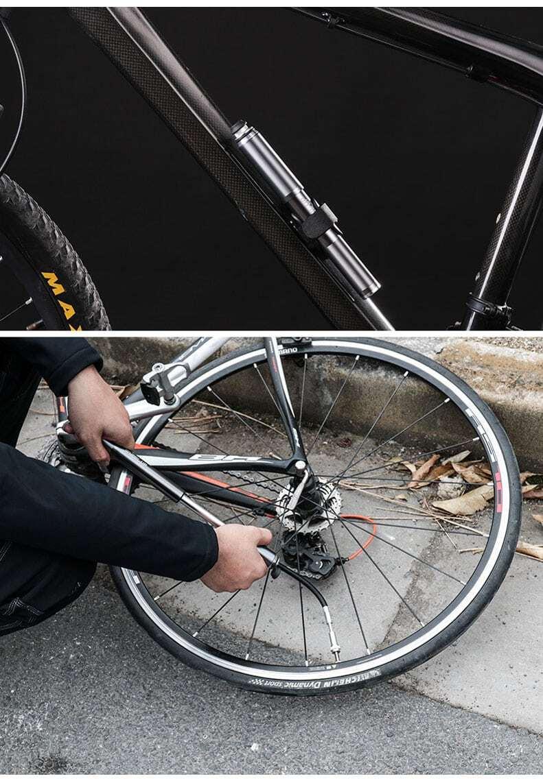 Ống bơm bỏ túi Wheel Up Portable Pump