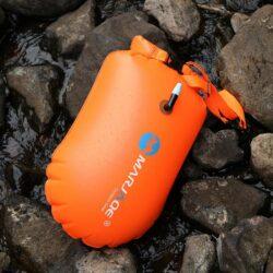 Phao bơi biển open water Marjaqe Swim Buoy 20L