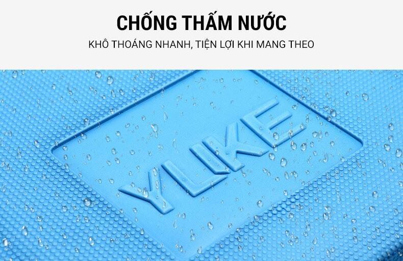 Phao ván bơi tim YUKE Heart Kickboard