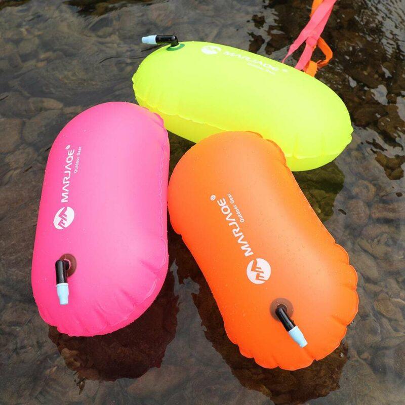 Phao bơi biển open water Marjaqe Mini Buoy