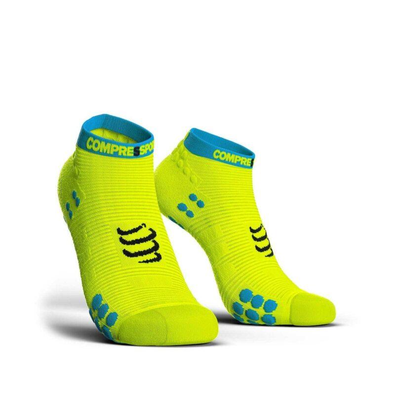Vớ chạy bộ Compressport Pro Racing Socks V3.0 - Run Low
