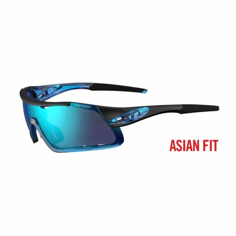 Kính mát thể thao Tifosi Davos | Crystal Blue (Asian Fit)