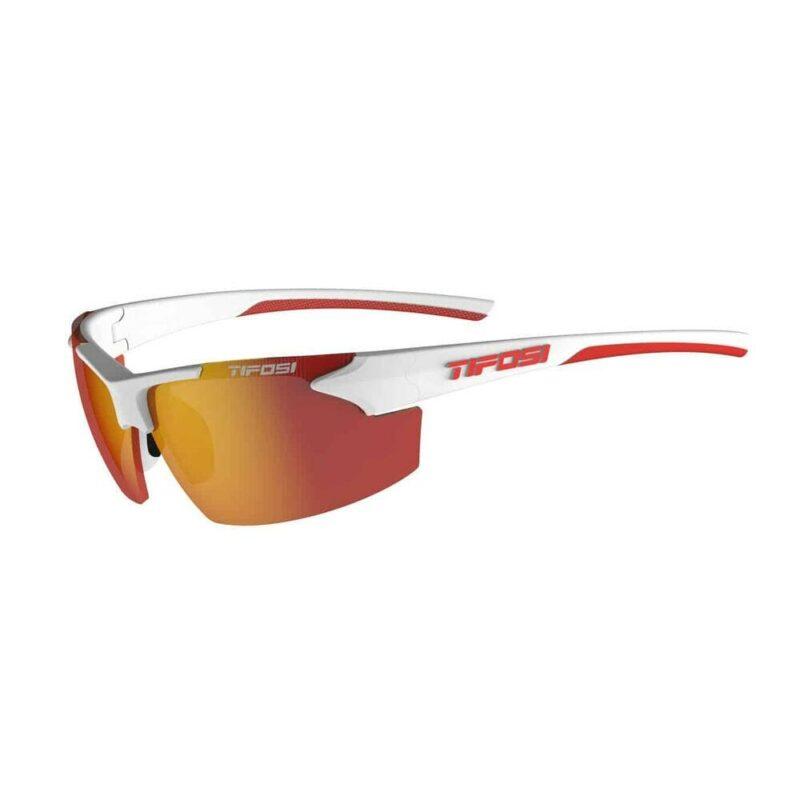 Kính mát thể thao Tifosi Track   White / Red