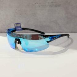 Kính mát thể thao Tifosi Podium XC | Crystal Blue