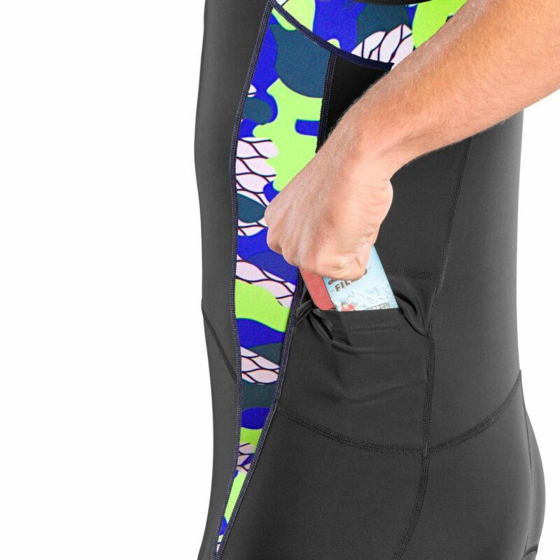 Bộ quần áo ba môn phối hợp SLS3 Triathlon Race Suit FX 2019