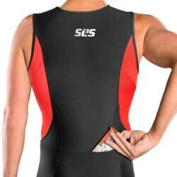 Bộ quần áo ba môn phối hợp SLS3 Triathlon Race Suit FRT