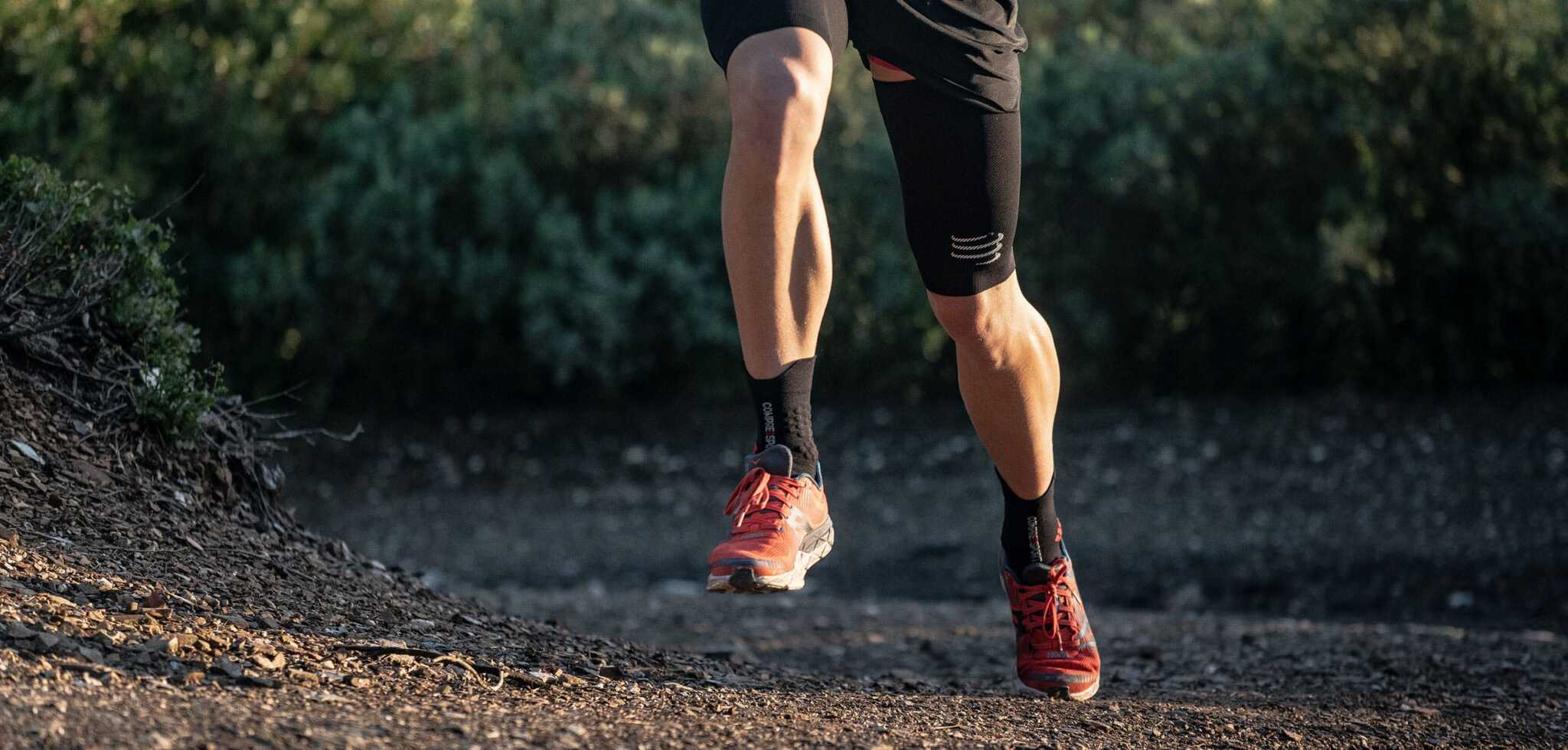 Vớ chạy bộ Compressport Pro Racing Socks V3.0 - Trail