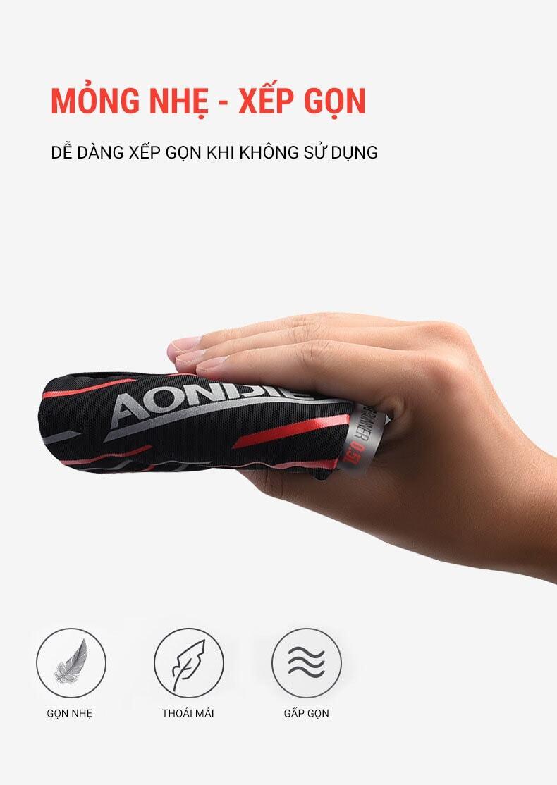 Túi nước cầm tay Aonijie E961