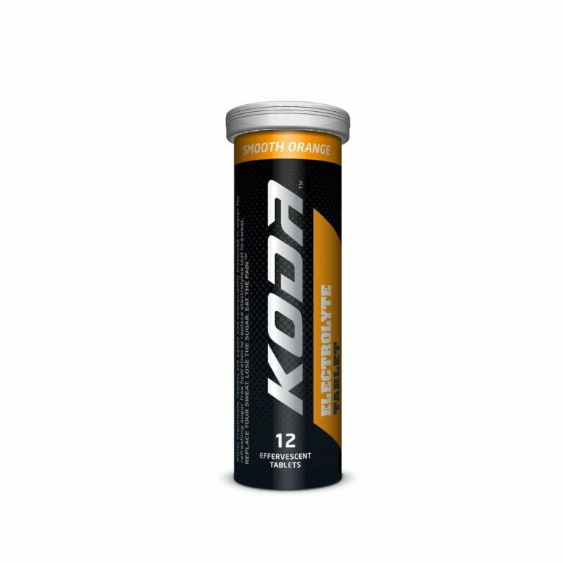 Viên sủi điện giải KODA Electrolyte Tablet (tên cũ: Shotz)
