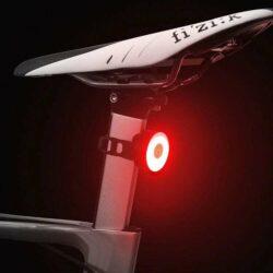 Đèn hậu chống nước pin sạc USB Mzyrh Tailight TL-01