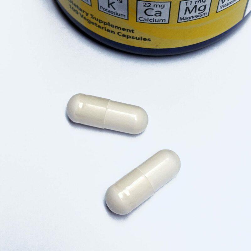 Viên muối bổ sung điện giải SaltStick Caps (1 viên)