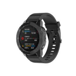 Case đồng hồ TPU cho Garmin Fenix 6 / 6 Pro