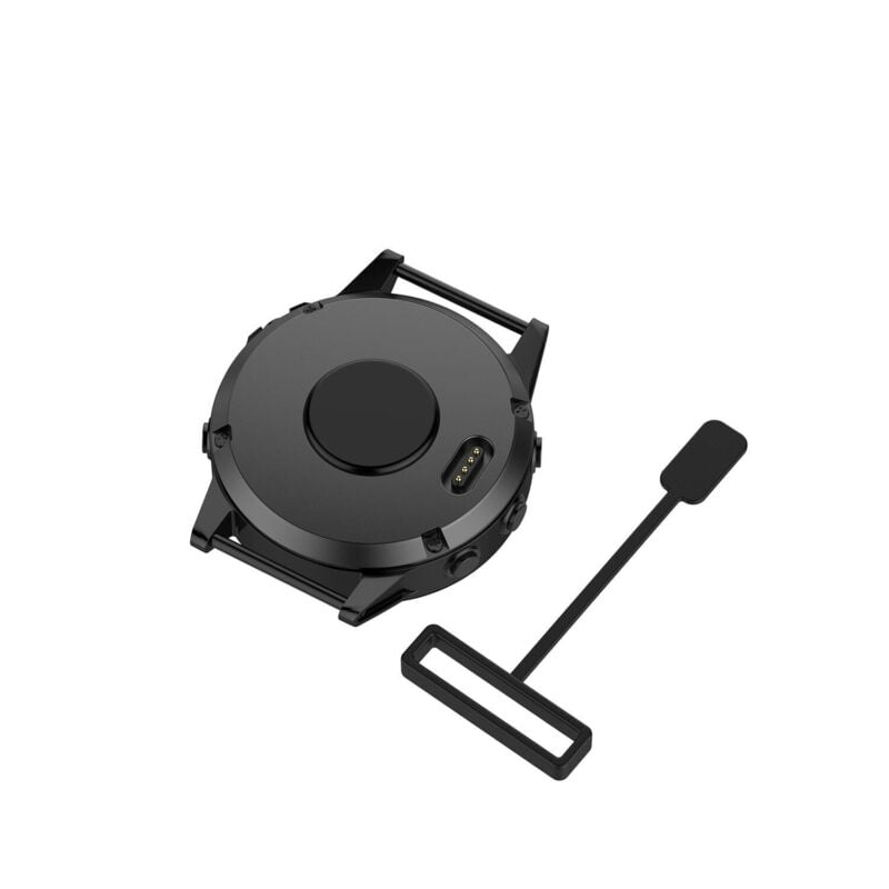 Nút bịt bảo vệ chân sạc tích hợp dây giữ cho đồng hồ Garmin (combo 2 nút)