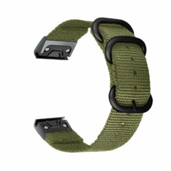 Dây đồng hồ Quick Fit Nato 22mm - Garmin fenix 6 / Forerunner 945 / Approach S6