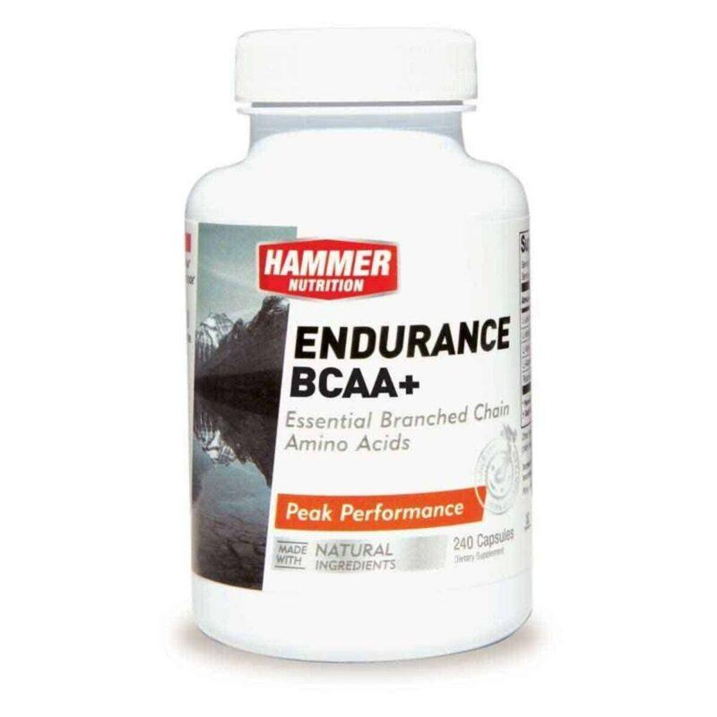 Viên uống tăng cường sức bền Hammer Endurance BCAA+ (120 viên)